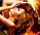 лечение волос огнем