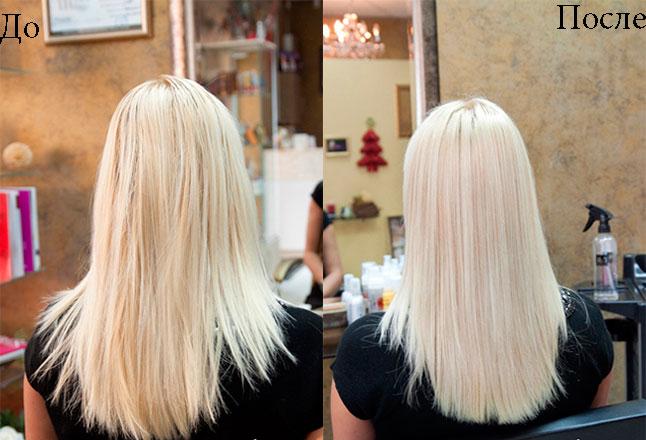 Какие процедуры есть для лечения волос