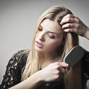 ТЕСТ Определи причину выпадения волос