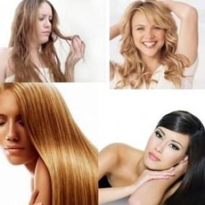 ТЕСТ Определи свой тип волос