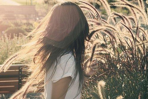 волосы и природа
