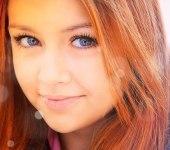 красивыя девушка