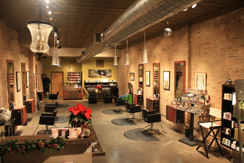 - Salon design for small spaces decor ...