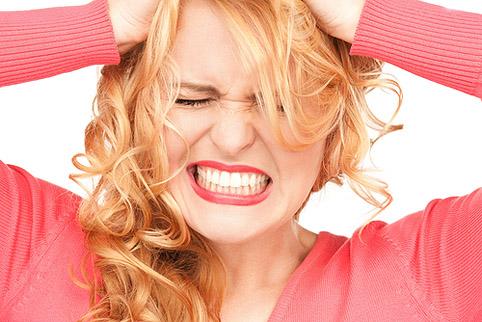волос от стресса лечение