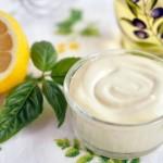 майонез лимон маска для волос