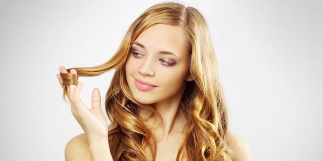 Красивые здоровые волосы