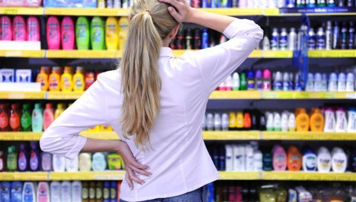 Выбор средства для волос