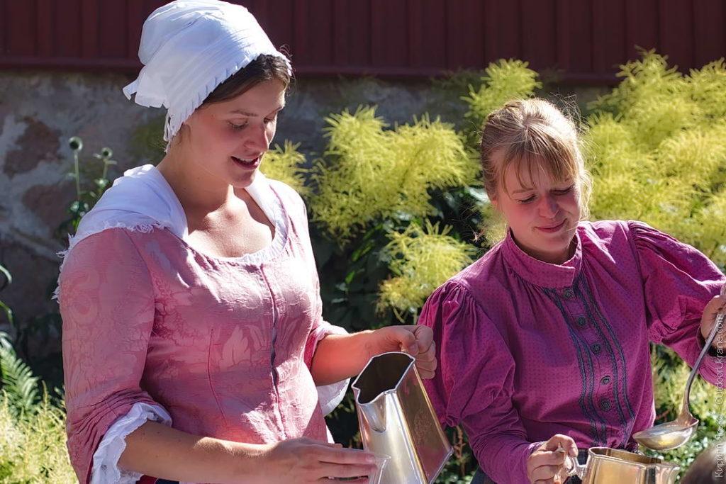 Норвежские девушки