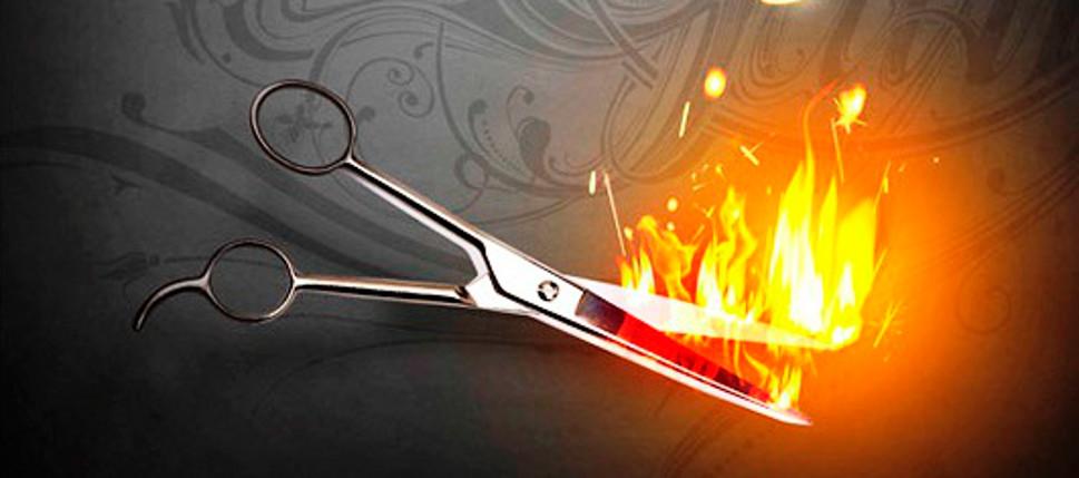 Горячие ножницы