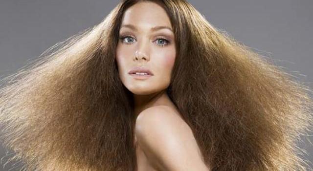 волосы сухие