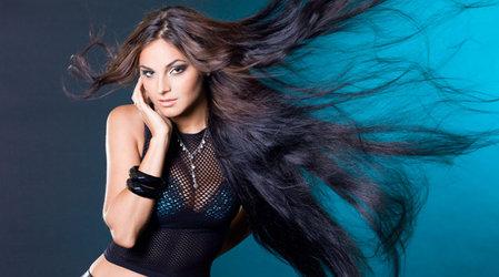 Кератиновое восстановление волос без утюжка