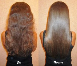 Кератиновое восстановление волос как делают