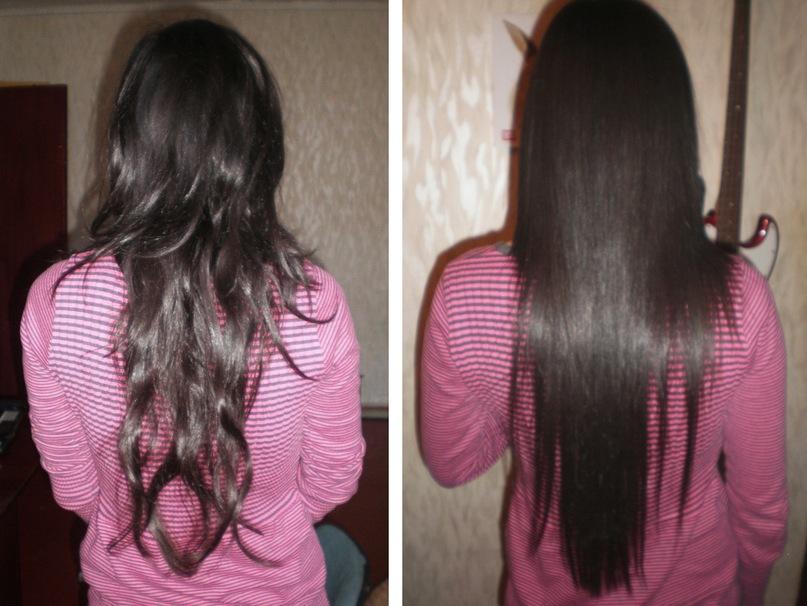 утюжок для волос с кератиновым покрытием