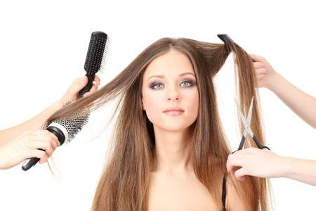 Процедуры для восстановления волос в салоне