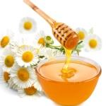 ромашка и мед