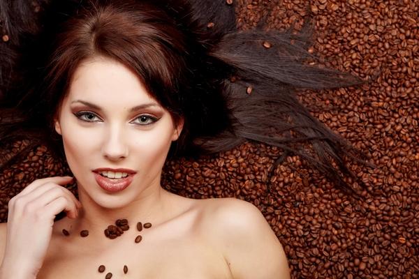 Маска для волос из кофе