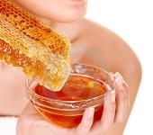 Маски для волос из меда