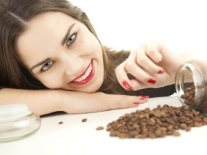 Волосы и кофе