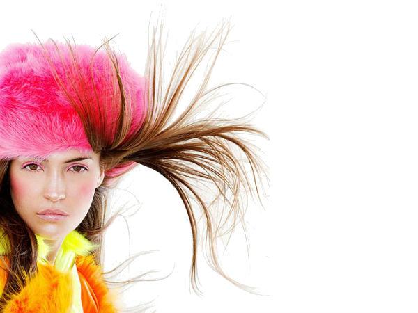 Электризация волос