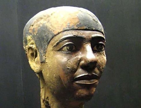 Скульптура Имхотепа