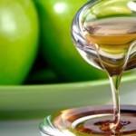 яблоко и мед
