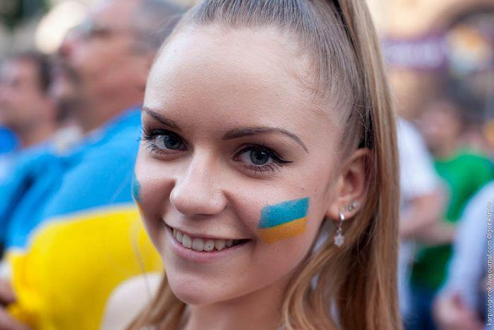 Шведская девушка