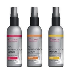 Средство для предпигментации Lotion Cutrin pre-pigmentation