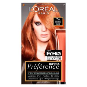 Preference Feria on L'oreal