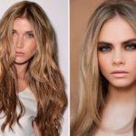 Брондирование седых волос