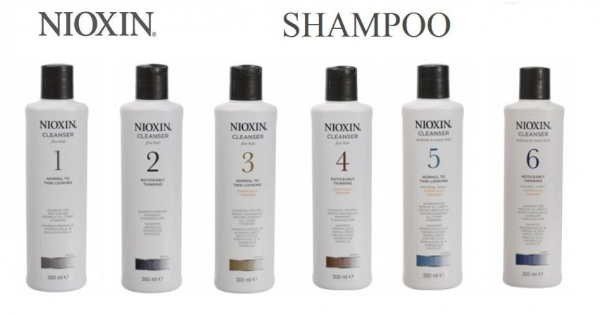 Ниоксин шампунь от выпадения волос