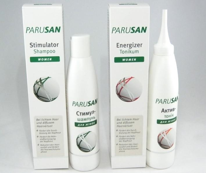 Шампунь Parusan против выпадения волос