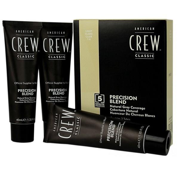 American crew краска для седых волос