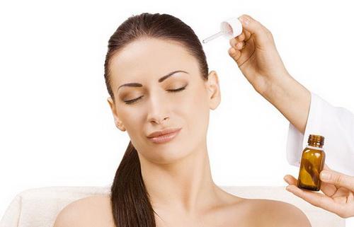 Медицинские средства для волос