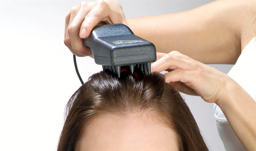 Процедуры против выпадения волос