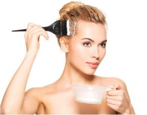Творожная маска маска для седых волос