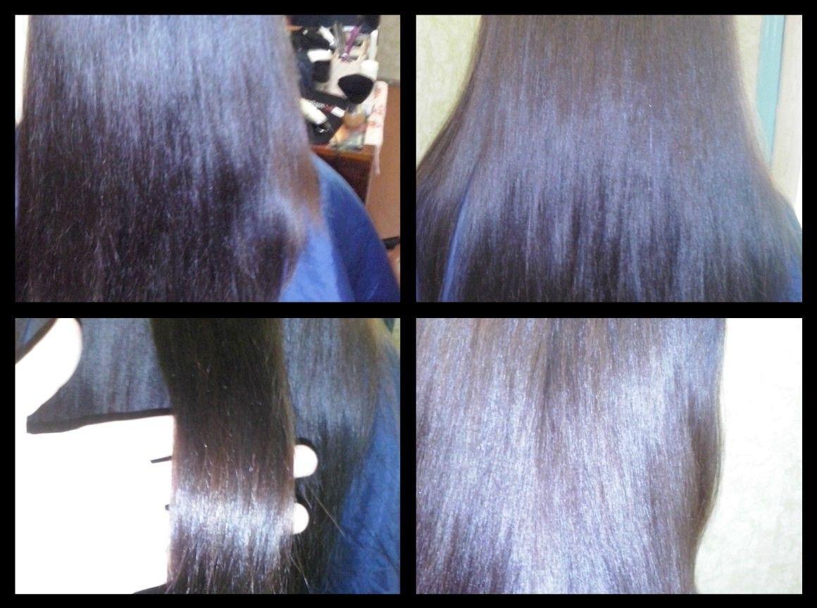 3d ламинирование волос