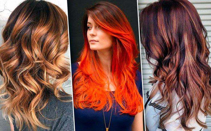 Чем оттенить русые волосы
