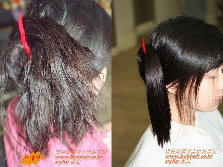 Корейское ламинирование волос