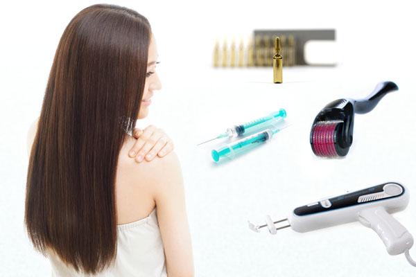 инструменты для мезотерапии волос