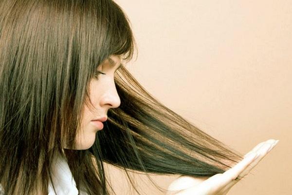 Предотвратить зелень в волосах