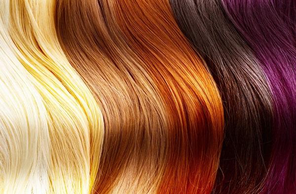 Уровни стойкости красителей для волос