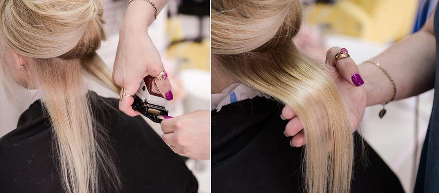Плюсы и минусы полировки волос