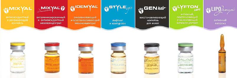 Лучшие препараты для мезотерапии волос