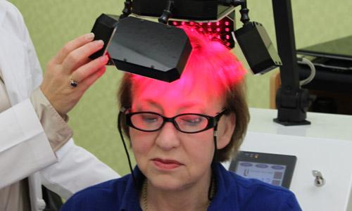 Лазерная терапия для волос
