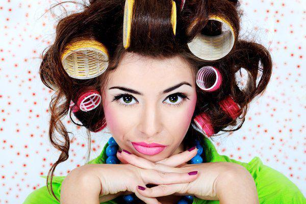 Биозавивка волос крупный локон на средние, длинные, короткие волосы