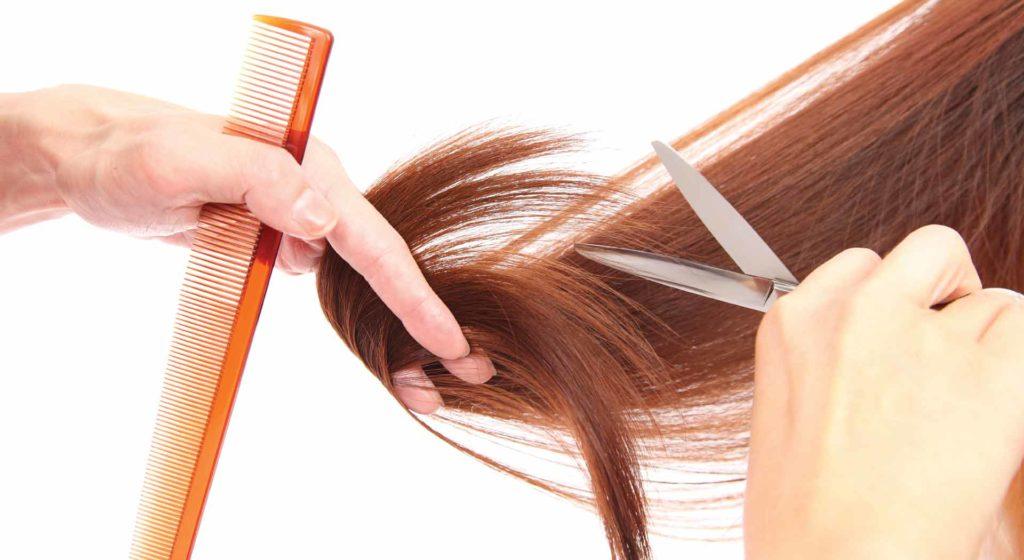 Процедуры против секущихся кончиков волос