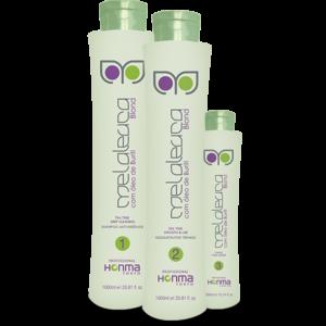 Профессиональные средства для кератинового выпрямления волос