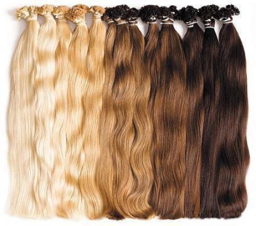 Капсульное наращивание волос — плюсы и минусы процедуры