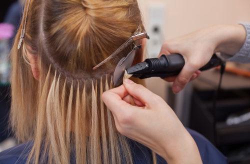 Наращивание волос - 80 фото,цены и отзывы,какое наращивание волос лучше,технологии и описание популярных способов процедения процедуры || Какие прически можно сделать с нарощенными волосами