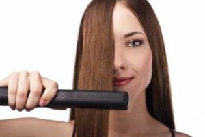 Гиалуроновое выпрямление волос